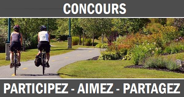 Concours Gagnez un forfait vélo!