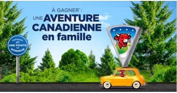 Concours Gagnez une aventure canadienne en famille d'une valeur de 5000$ !