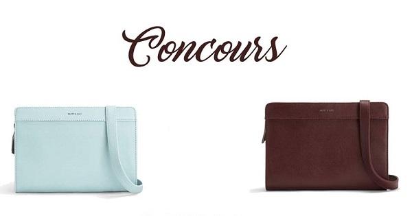 Concours Gagnez un sac à main de la couleur de votre choix!