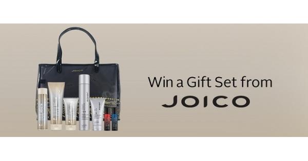 Concours Gagnez un ensemble-cadeau de produits JOICO!