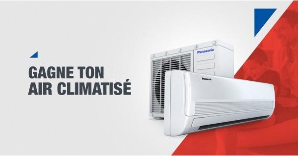 Concours Gagne ton air climatisé!