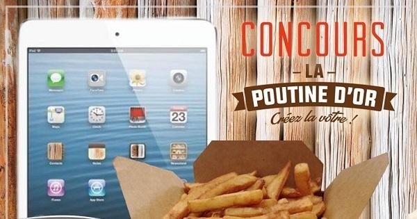 Concours Gagnez un iPad 32go d'une valeur de 517$!