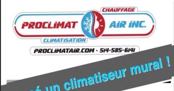 Concours gagner un climatiseur mural install d 39 une valeur for Climatiseur mural quebec