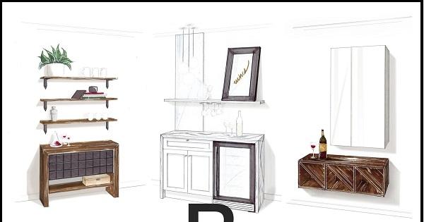 concours gagnez votre propre meuble cellier personnalis votre go t. Black Bedroom Furniture Sets. Home Design Ideas
