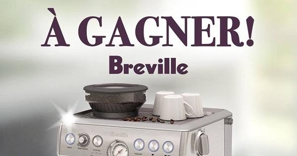 Concours gagner un barista express de breville d 39 une for Ares accessoires de cuisine