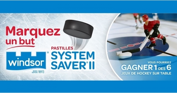 concours gagnez un des 6 jeux de hockey sur table. Black Bedroom Furniture Sets. Home Design Ideas