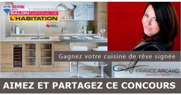 concours gagnez une cuisine de r ve de 25 000 concours. Black Bedroom Furniture Sets. Home Design Ideas
