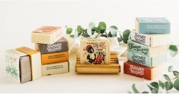 Concours Gagnez une Bonbonnière de mini savons de la Savonnerie des Diligences!