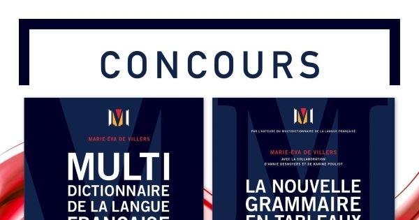 Concours Gagnez deux ouvrages pour la rentrée offerts par la Librairie Monet!