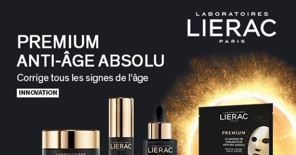 Concours Gagnez l'une des 5 routines Lierac Premium d'une valeur de 410 $ chacune!