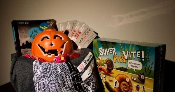 Concours d'Halloween des Promenades Masson!