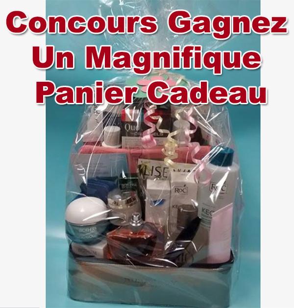 Panier Cadeau Produit Québec : Concours gagnez un magnifique panier cadeau de produits