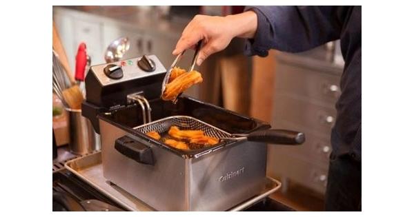 Concours gagnez une friteuse cuisinart concours en for Ares accessoires de cuisine