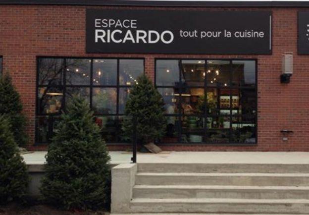 Concours gagnez un certificat cadeau de 500 l 39 espace - Ricardo cuisine concours ...