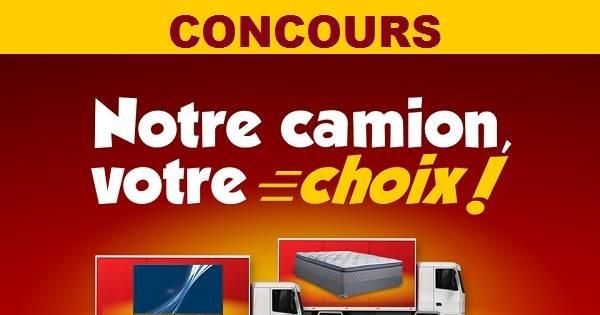 Concours gagnez l 39 un de vos meubles economax pr f r s for Economax meuble
