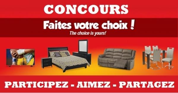 Concours gagnez un produit economax de votre choix for Economax meuble
