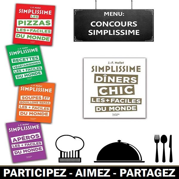 Tous les concours au qu bec concours en ligne - Livre de cuisine en ligne ...