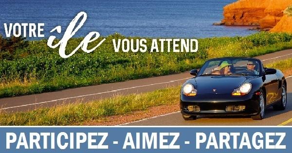 Concours Rendez-vous à l'Île-du-Prince-Édouard!
