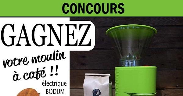 concours gagnez un moulin caf et un sac de 300g de caf en grains concours en ligne qu bec. Black Bedroom Furniture Sets. Home Design Ideas