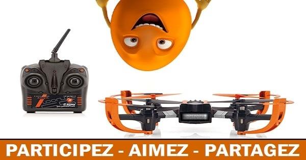 Concours Gagnez un drone zoopa!
