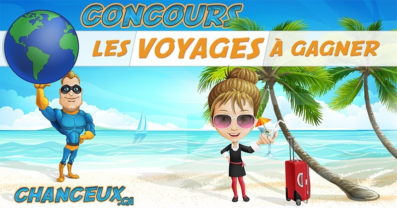 Concours Voyages